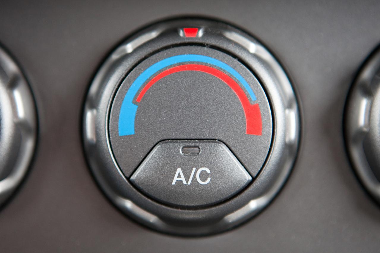 confort térmico fluorados en vehículos
