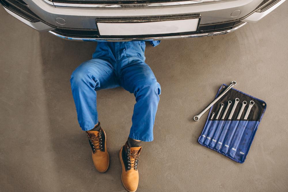 prevención de riesgos laborales en talleres mecánicos